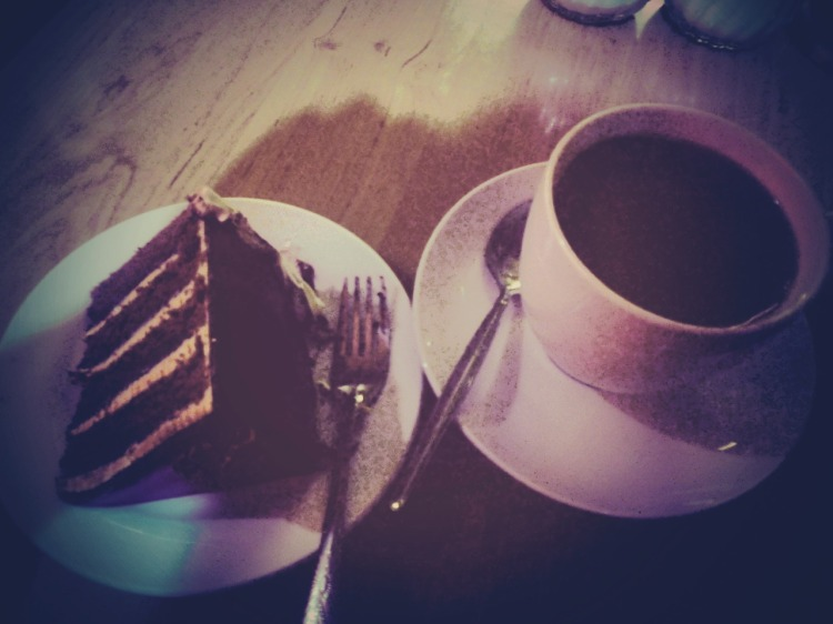 Chocolate Genoise Cake and Coffee, Tsokolate – Zamboanga City